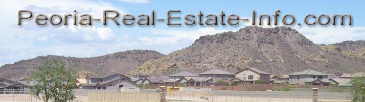 Peoria Arizona real estate