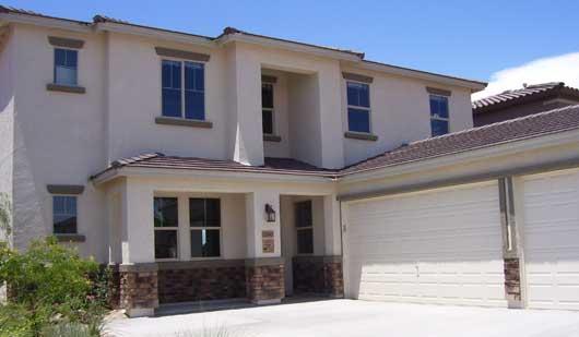 Arizona new home build