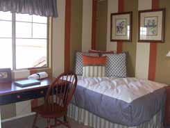 Arizona new house Knolles small bedroom