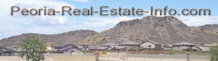 Peoria Arizona real estate